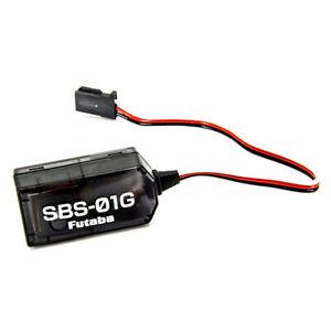 Futaba SBS-01G Telemetry GPS Sensor Version 1.0