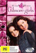 Gilmore Girls : Season 5 (DVD, 2006, 6-Disc Set) : NEW