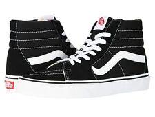Vans SK8 Hi Skateboard Classic White Mens Womens Sneakers Tennis Shoes
