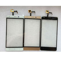 UI Black Touch Screen Digitizer Outer Glass Replacement For OUKITEL K6000 Pro