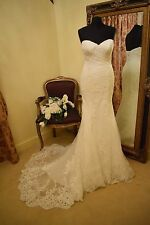 Alfred Angelo Wedding Dress 2612 Size 10 Ivory NEW!!
