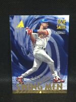 1995 Pinnacle Museum Collection Ozzie Smith #282 HOF MINT