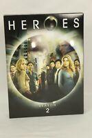 Heroes: Season 2 DVD, 2008 4-Disc Set