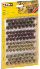 "Noch 07014 Tufts of Grass "" Wild Flowers "" # New Original Packaging ##"