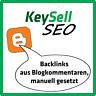 SEO Backlinks Blogkommentare Suchmaschinenoptimierung Linkbuilding manuell