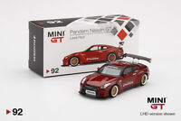Nissan GT-R (R35) (RHD Version) Pandem,Scale 1:64 by MiniGT