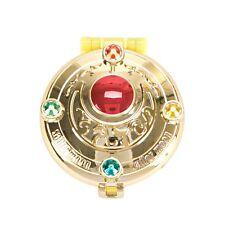 Sailor Moon TRANSFORMATION BROOCH Henshin Compact Mirror BANDAI
