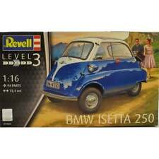 Revell 1:16 Scale BMW Isetta 250 Model Car Kit - 07030 - (SLIGHT DAMAGED BOX)