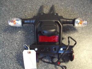 11 12 13 14 15 Kawasaki Ninja ZX-10 ZX10 Rear Fender with Turn Signals #1165