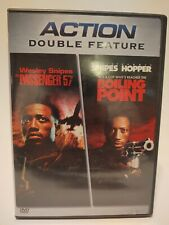 Passenger 57/Boiling Point (DVD, 2006) Double Feature, Wesley Snipes, D. Hopper