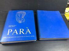 Edoardo Sala, Nino Arena - Parà - Storia e Battaglie dei Paracadutisti