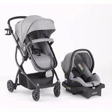 Grey Urbini Omni Plus 3 in 1 Travel System Special Edition Stroller Car Seat