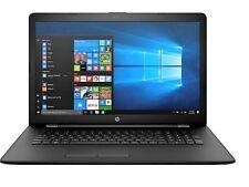 """HP 17z-ak000 17 Black Laptop 17.3"""" 1080P FHD A12 Quad 12GB 1TB WiFi DVD USB 3.1"""