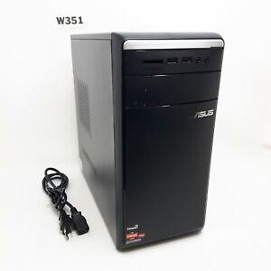 ASUS ESSENTIO M11BB AMD A8-6550 APU W/ RADEON 3.50GHz 4GB 1TB WIN10 PRO W351
