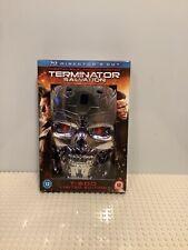 terminator salvation blu ray Collectors Edition