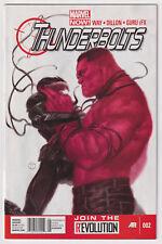 THUNDERBOLTS #2 | Vol. 2 | Venom | RARE Newsstand Price Variant | 2013 | VF-