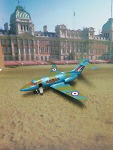 Dinky Toys  HAWKER SIDDELEY 125 No:723 Military
