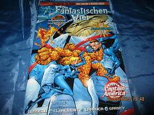 1217 : Die Fantastischen Vier , Die Rückkehr , # 4  , Marvel Comics , Kult Comic