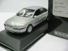 WOW EXTREMELY RARE Volvo S80 Saloon 2.4i 20V 1999 Silver 1:43 Minichamps-850/V70