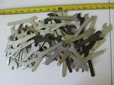 Aircraft tools Flat wrenches aplenty