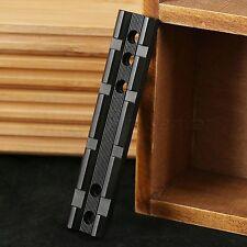 Hunting Adjustable 20mm Weaver Picatinny Rail Adapter Converter Mount Scope Base