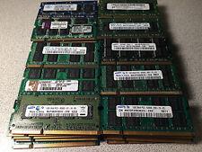 Lot of 50 Memory Sticks 1GB Laptop Notebook DDR2 SODIMM RAM Memory