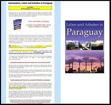 Webprojekt - Auswandern nach Paraguay -eBook + Verkaufs Seite + Reseller Lizenz