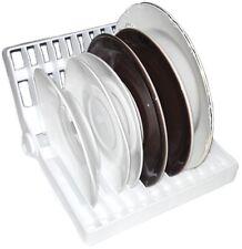 Tellerablage Teller-Abtropf-Hort Tellerständer Regal Geschirrablage
