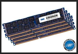 OWC 128GB 4x32GB 1333MHz DDR3 Memory for Late 2013 Apple Mac Pro OWC1333D3MPE32G