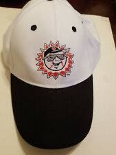 Hagerstown Suns White Minor League Baseball Hat New