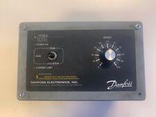 DANFOSS CYCLETROLL 2000 ADJUSTABLE SPEED CONTROL