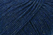 ROWAN denim revive DK knitting yarn shade 213 night