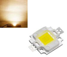 10w chip led bianco caldo alta luminosità 9-12 volt 3000-3200K