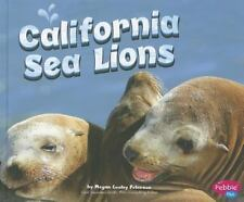 California Sea Lions (Marine Mammals)-ExLibrary