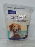 Virbac CET Enzymatic Oral Hygiene Chews for Large Dogs & Praire Dog Bully Stick