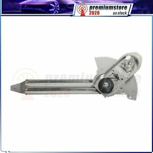 D8AZ1023201A Manual Crank Type FO1350116 For Ford F-250 Front Window Regulator 1973-1979 Driver Side