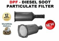 FOR CITROEN C5 BREAK 2.7 HDI 2008--> DPF DIESEL SOOT PARTICULATE FILTER