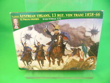 Lucky Toys 1/72nd Scale Austrian Uhlans 13th Regiment Cavalry 1860 NEW In Box!