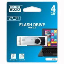 Pendrive Pen Drive Penna USB 2.0 Chiavetta Memoria GoodRam 4GB hsb