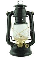 BLACK hurricane 10 in lamp light oil lantern hanging kerosene rustic CMP 1226 gd