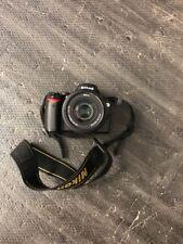 Nikon D40x 10.2MP Digital SLR Camera w/ Nikkor AF-S 18-55mm VR Lens