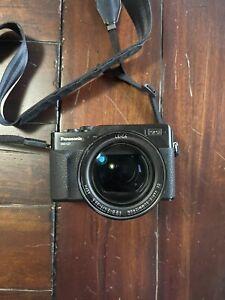 Panasonic dmc-lc1 And Leica Vario-summicron 7-22.5mm F2.0-2.4 ASPH Lens Untested