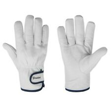 Arbeitshandschuhe aus Ziegenleder Handschuhe 10.5 Lederhandschuhe Bradas 8120