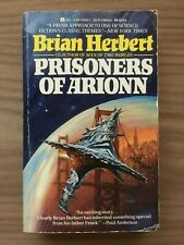 Prisoners Of Arionn By Brian Herbert - First Ace Printing 1988 - Paperback