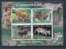 [324810] Bangladesh 2016 Fauna good sheet very fine MNH