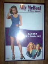 DVD Ally Mc Beal / L'intégrale Saison 1 DVD 3 - épisodes 8 à 11 / Hachette Fr