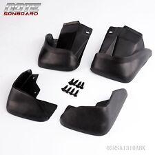 For 1998-2002 Honda Accord DX EX LX Sedan Splash Guards Mud Flaps Mudguard