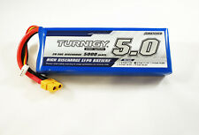 TURNIGY Lipo Battery 3S 20C-30C 5A 5000mAh 11.1v Lithium Polymer Pack 3 Cell J1