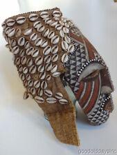Kuba Mask Ngaady Helmet Royal Congo Tribal African Art