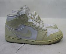 Nike Air Jordan 1 Phat White Wolf Grey Carbon Fiber 364770-102 size  11.5